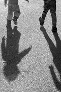 Children-shadows