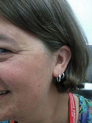 traveling earrings sharry miller