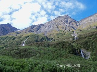 Mountain-above-Snowslide-Gulch