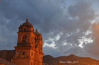 Basilica-tower-at-night