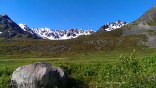 Glacial-erratics