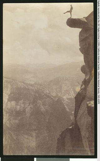 Overhanging Rock, Yosemite National Park (4)