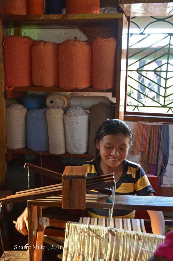 14-yo-weaver