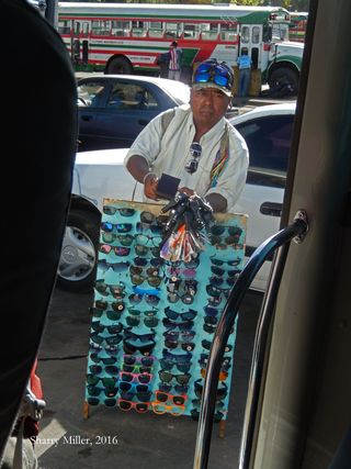 Sunglasses-vendor