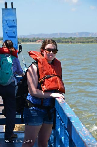 Rowan-on-ferry